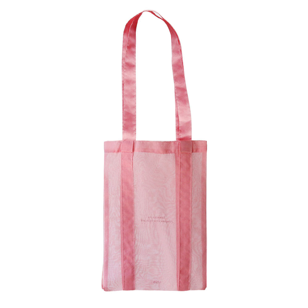 Nobang bag shoulder _ lotus pink